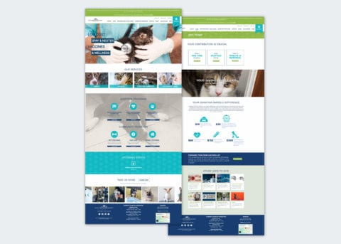 Baltimore Humane Society website