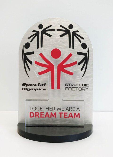 SpecialOlympics award